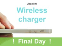 Slimo - Charge your iPhone5 - No cases No cables required!!!
