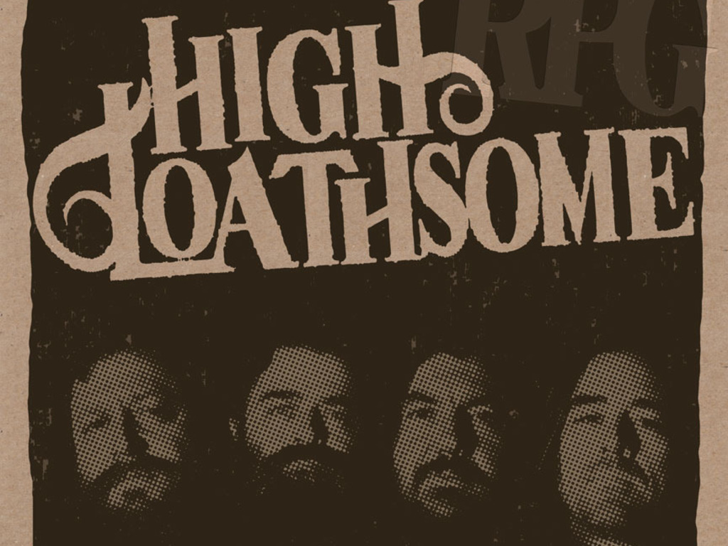 RPG - High Loathsome Vinyl's video poster