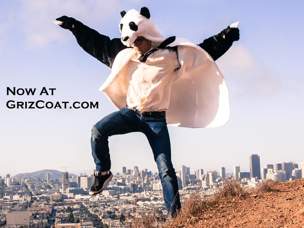 Panda Coat's video poster