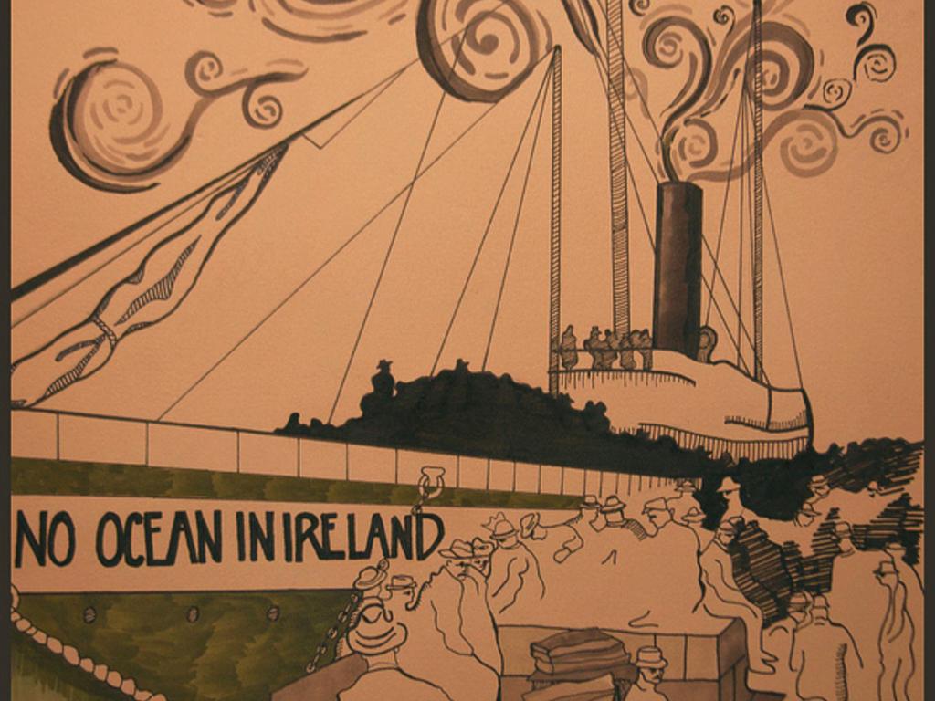 No Ocean In Ireland Pre Order's video poster