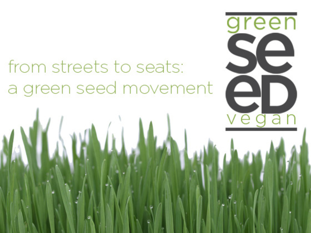 green seed vegan's new casa: from the streets to seats's video poster