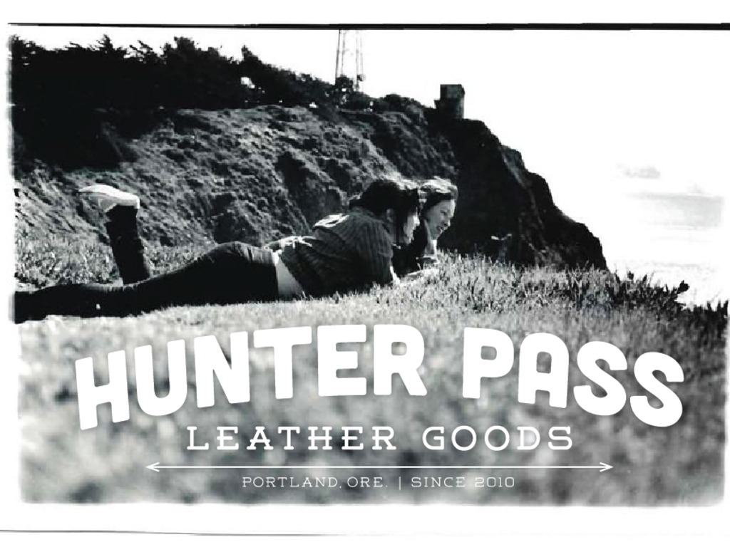 Hunter Pass Leather Goods's video poster