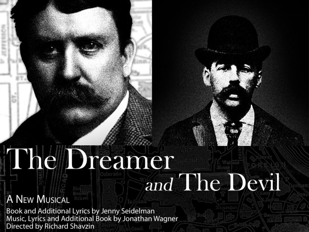 The Dreamer and the Devil: A New Musical's video poster