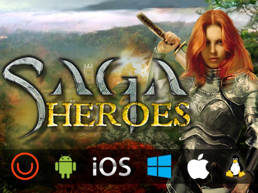 Saga Heroes - RPG Adventure's video poster