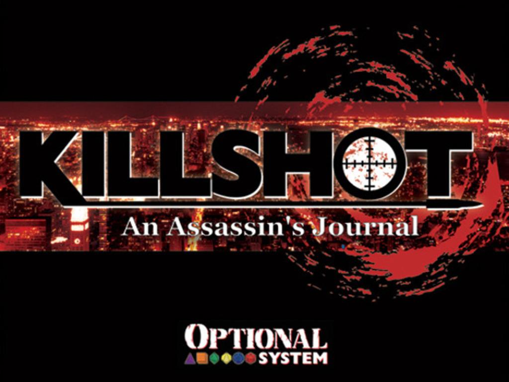 Killshot: An Assassin's Journal RPG's video poster