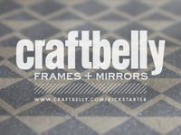 Craftbelly: Screen Printed Decorative Paper Made in the USA