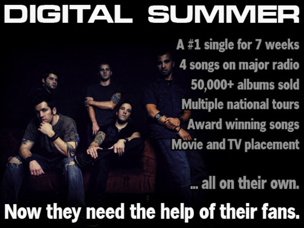 Help Digital Summer release their next album!'s video poster