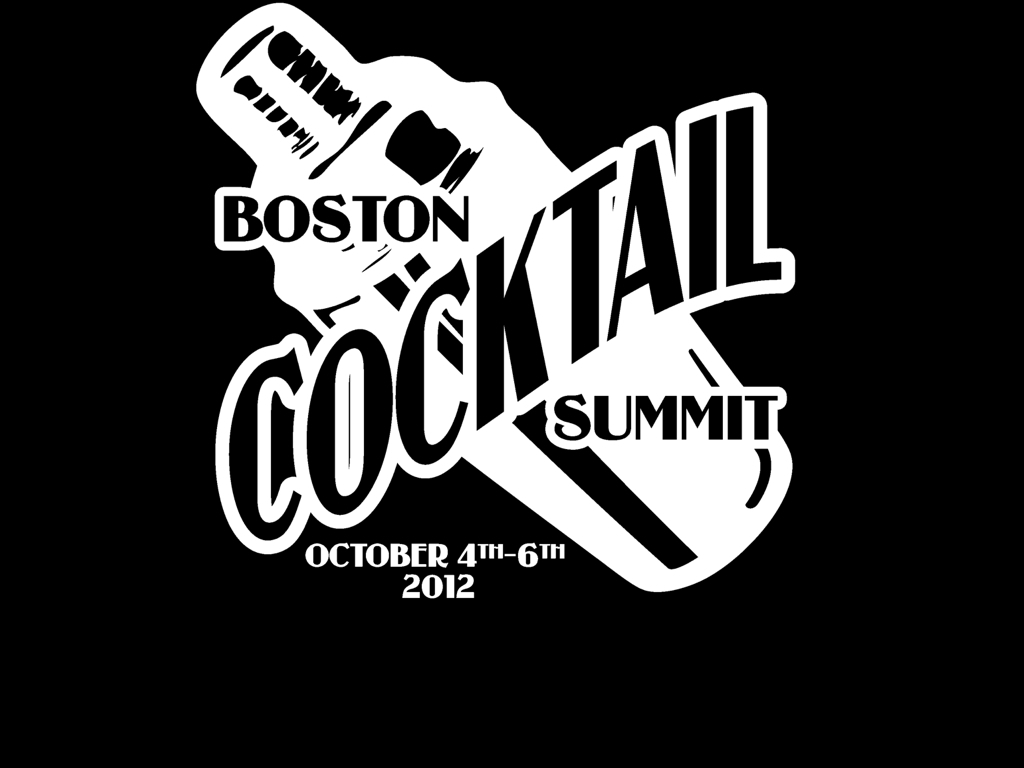 The Boston Cocktail Summit's video poster