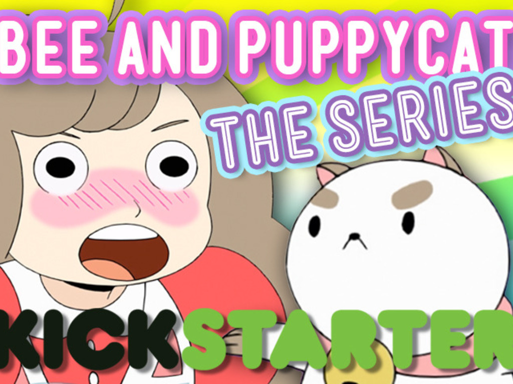 Bee and PuppyCat: The Series's video poster