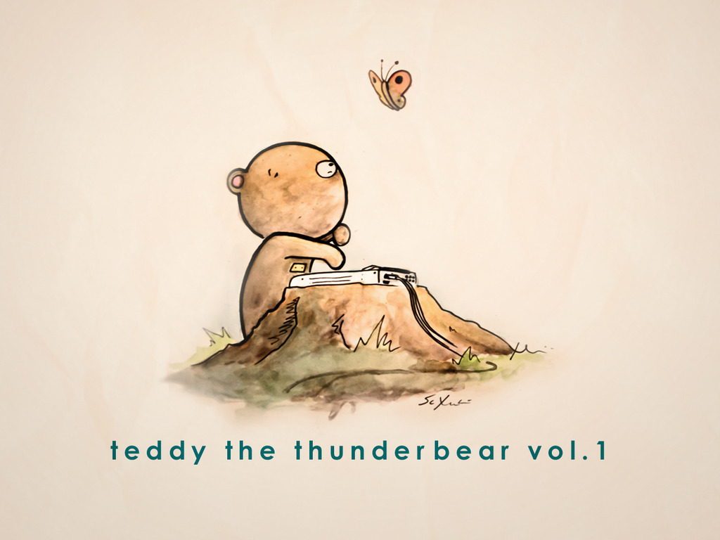 TTTB: Teddy the Thunderbear's video poster
