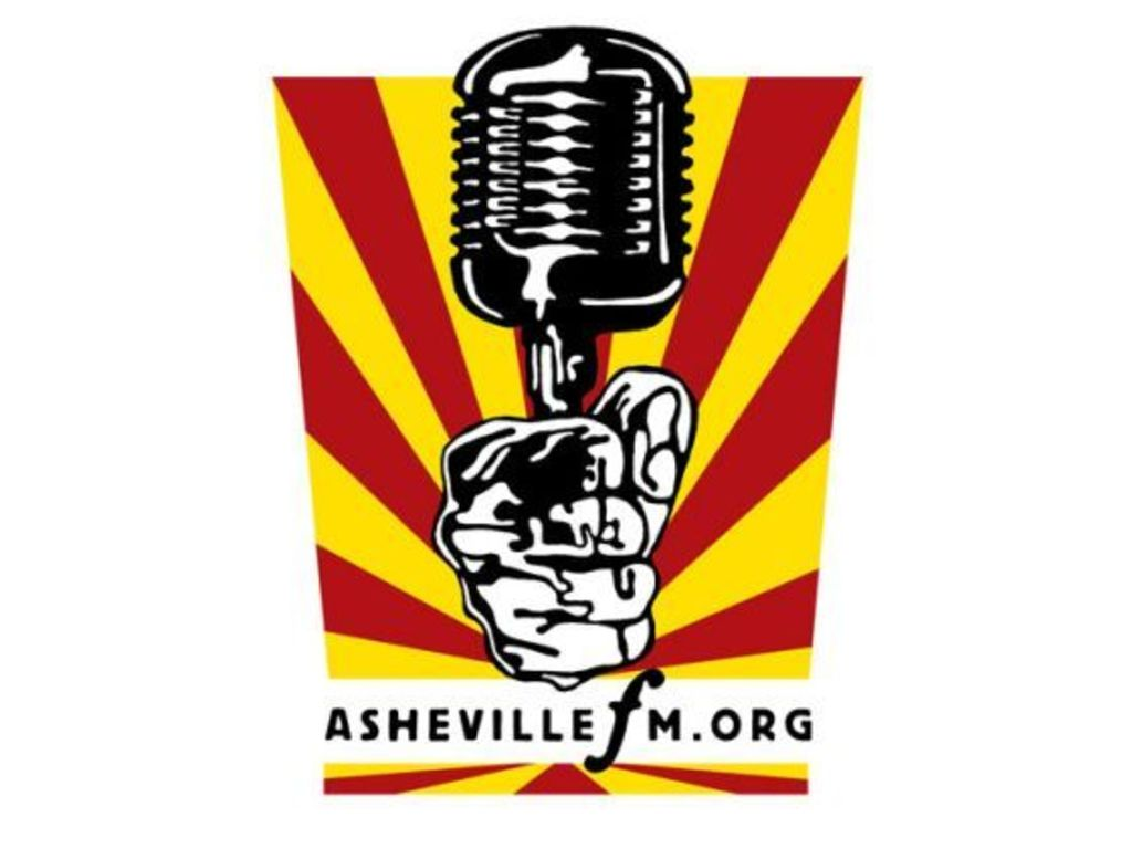 Asheville Free Media - Community Radio for the World's video poster