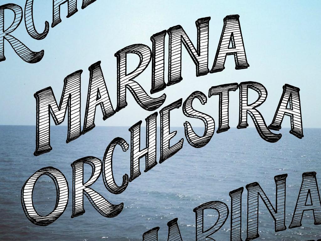 Marina Orchestra's new album: Oceans's video poster