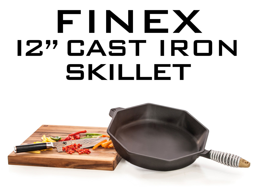 Finex Cast Iron Skillet: A Beloved Classic Updated's video poster
