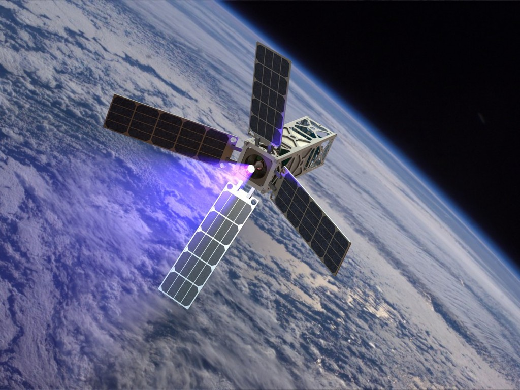 CAT: Launch a Water-Propelled Satellite into Deep Space's video poster