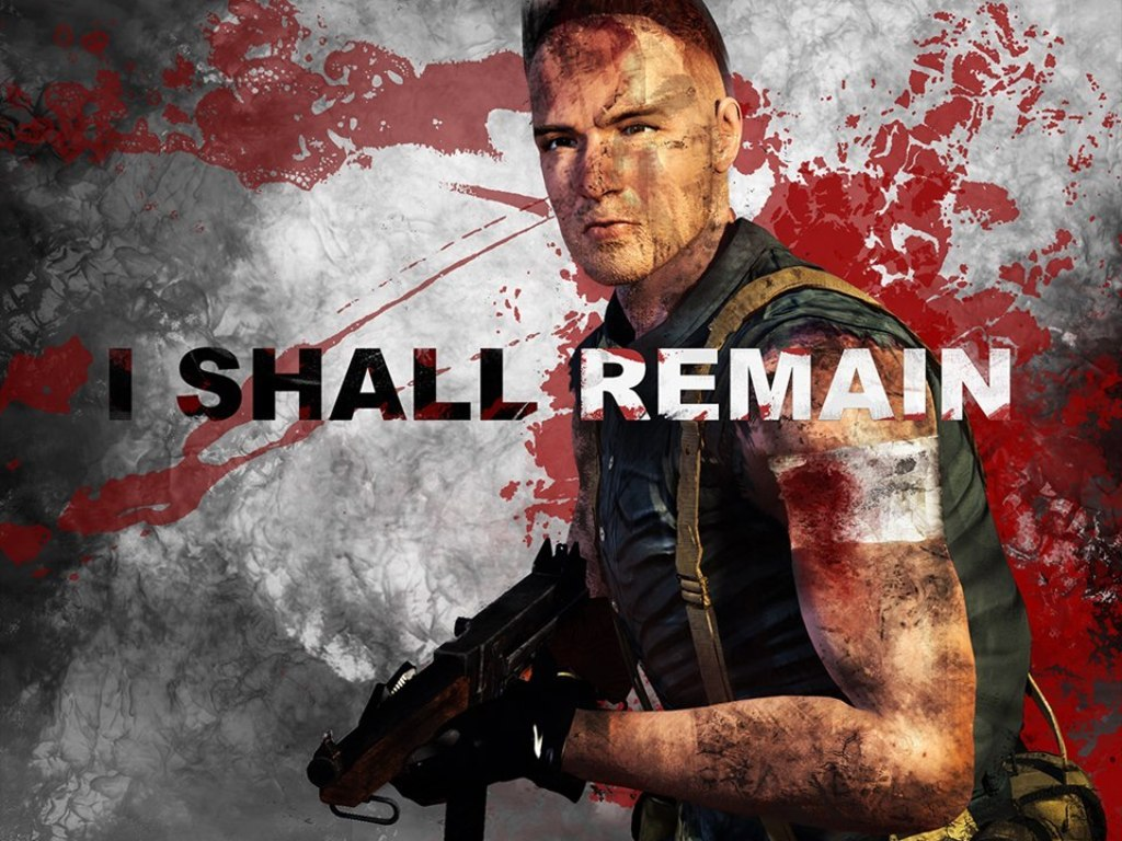 I Shall Remain: Open World Squad Combat's video poster