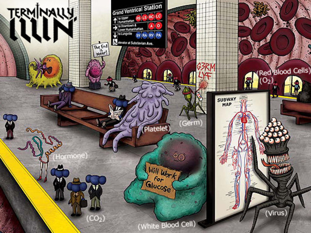 Terminally Illin' The Comic Book's video poster