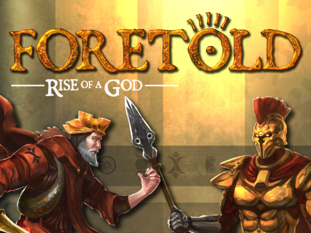 Foretold: Rise Of A God's video poster