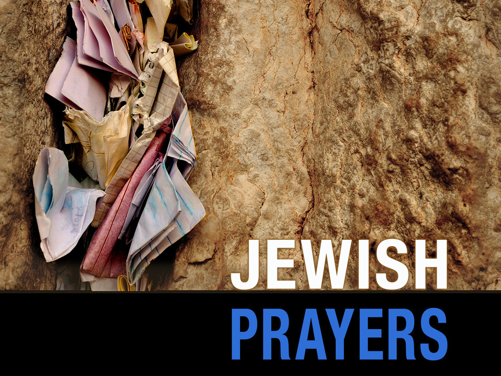 Jewish Prayers of Hope and Healing's video poster