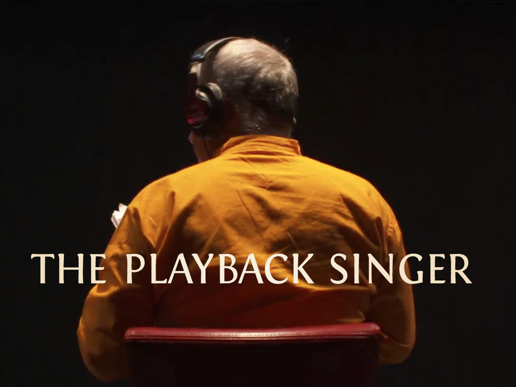 The Playback Singer's video poster