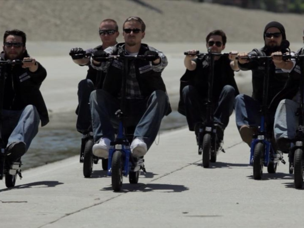 Scoots of Anarchy: The Mini-Series's video poster