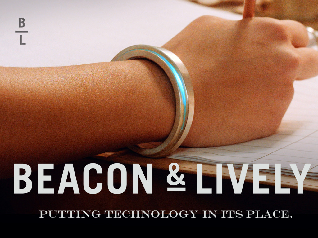 Beacon & Lively: Jewelry that Keeps You Connected (Canceled)'s video poster