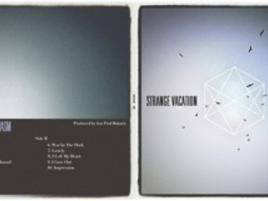 Strange Vacation's 'Chasm' Limited Edition Vinyl's video poster