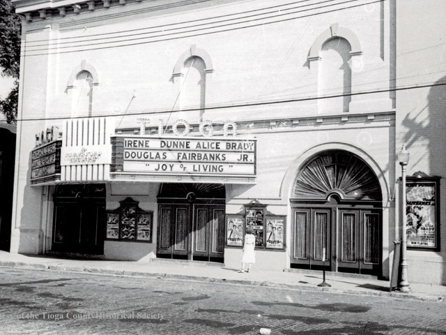 Save the last Theater! (in Tioga County)