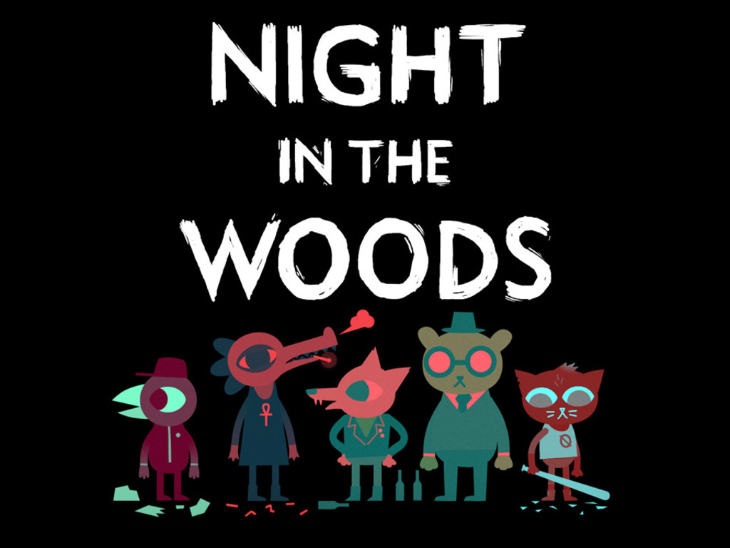 Night In The Woods's video poster