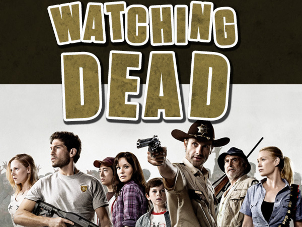 Watching Dead: The Walking Dead Podcast Season 4a's video poster