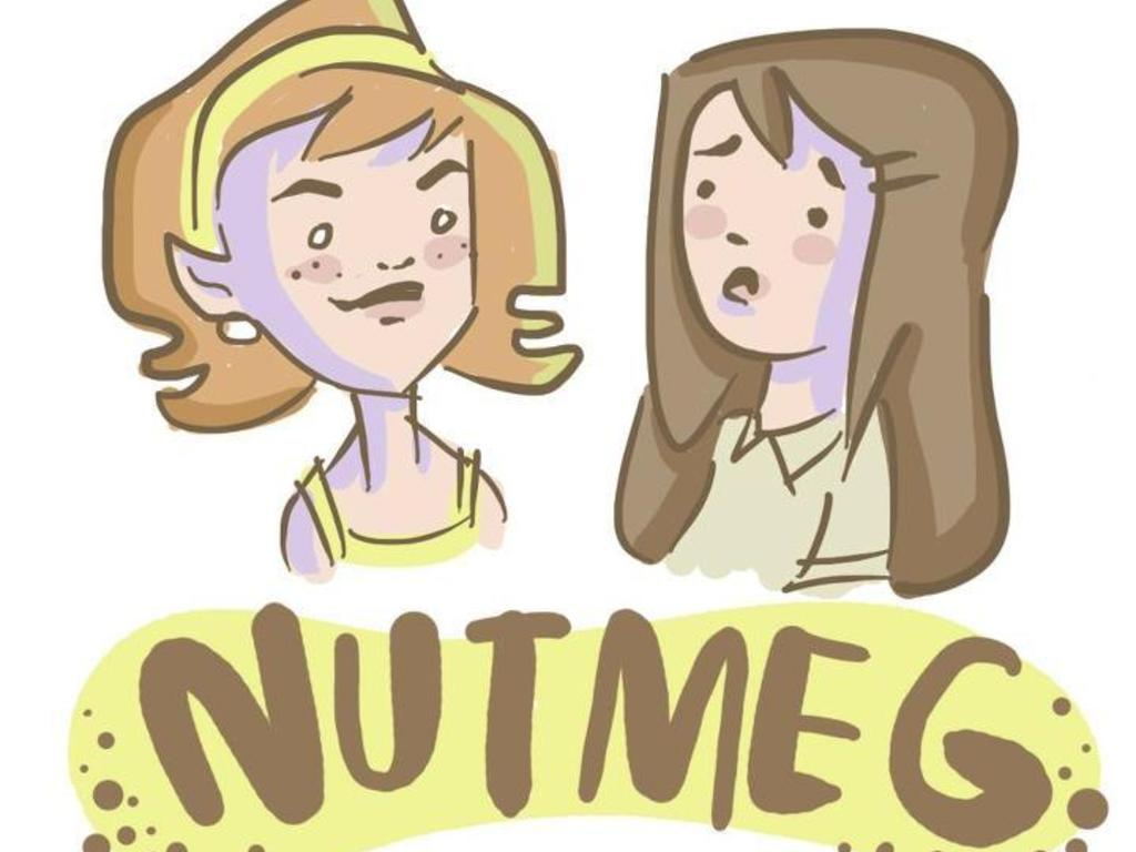 Nutmeg: Issue 1's video poster
