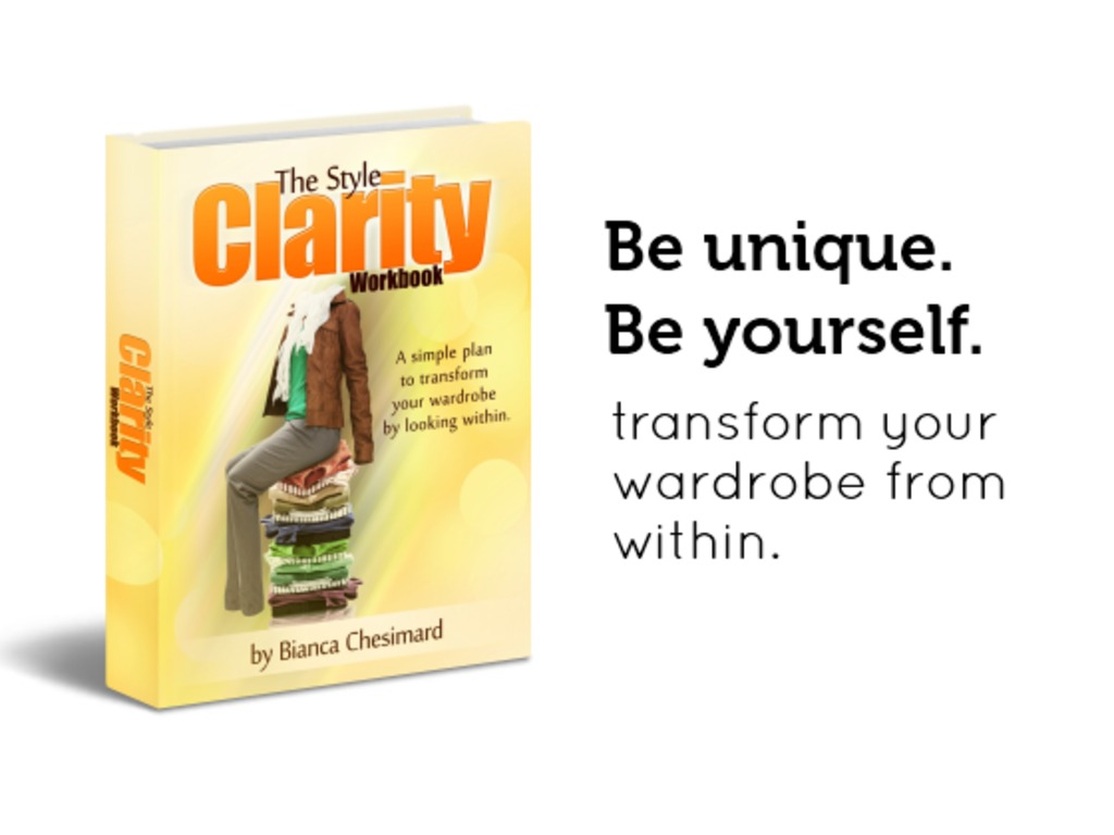 The Style Clarity Workbook's video poster