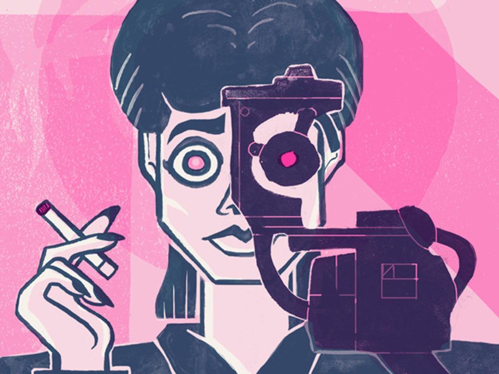 Skinjobs: A Blade Runner Zine!'s video poster