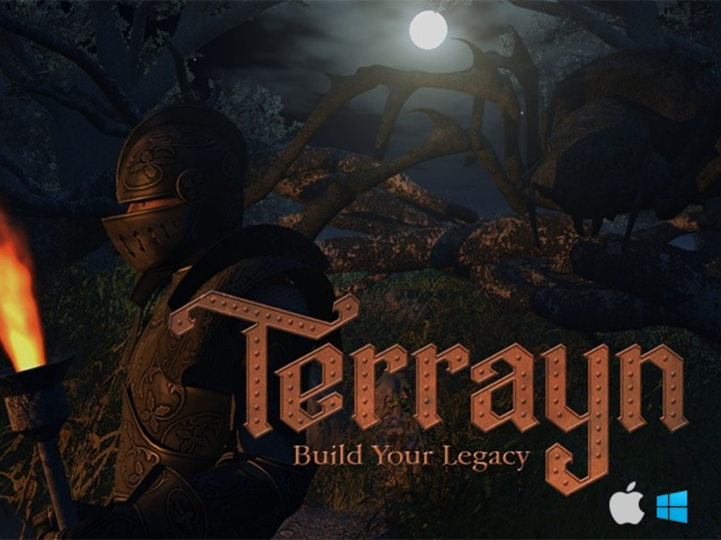 Terrayn - Build Your Legacy!'s video poster