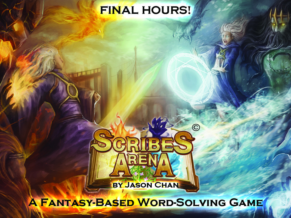Scribes Arena - A Fantasy-Themed Word-Solving Game's video poster