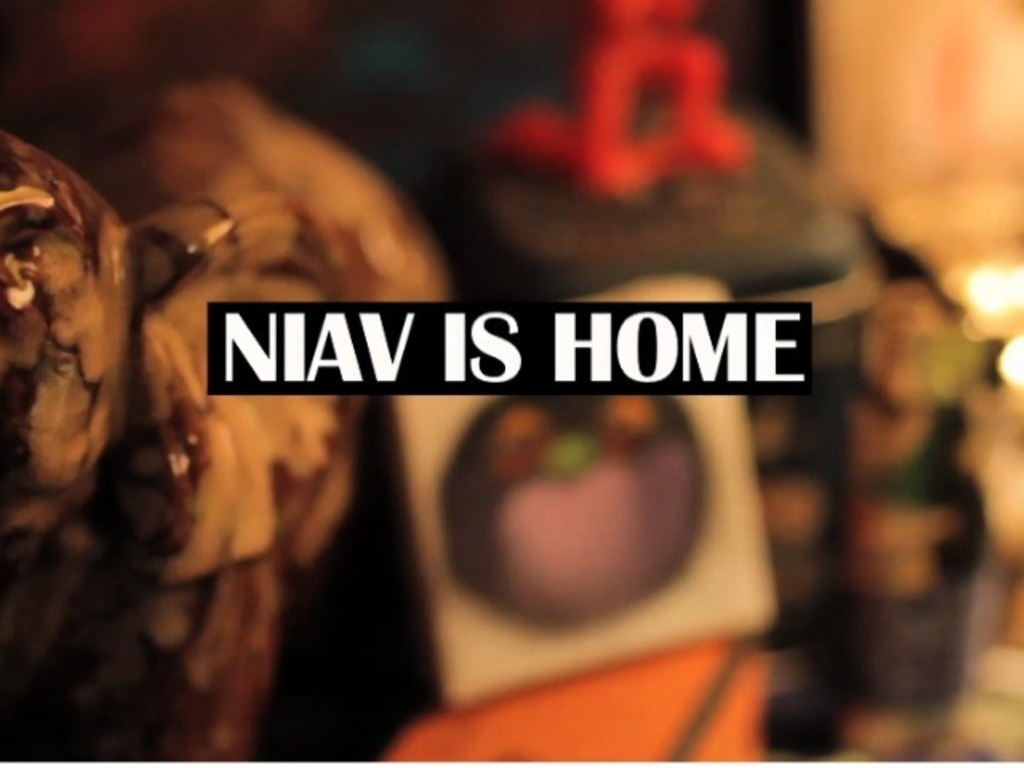 Niav Is Home's video poster