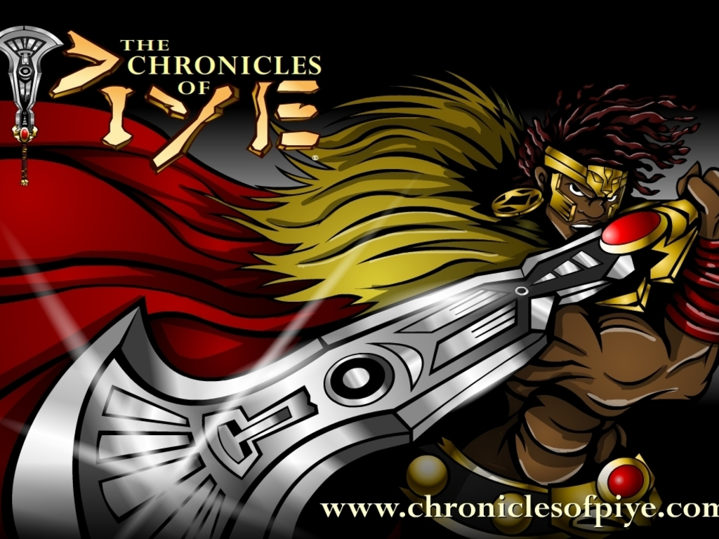 Piye Chronicles - A Unique Action Game For Mobile Platforms's video poster