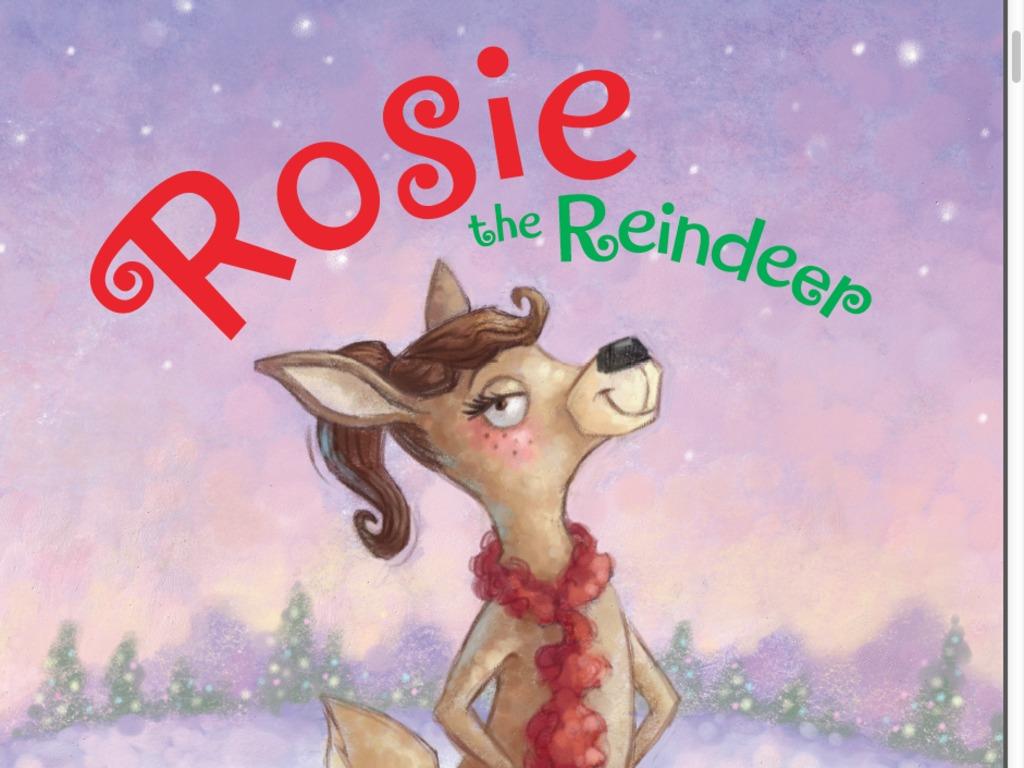 Rosie the Reindeer's video poster