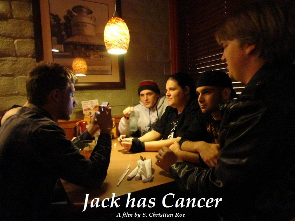 Jack Has Cancer: A Documentary of Friendship's video poster