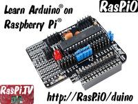 RasPiO Duino Affordable Arduino Programming On Raspberry Pi