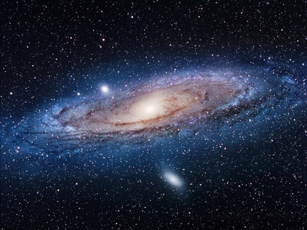 God's Big Bang's video poster