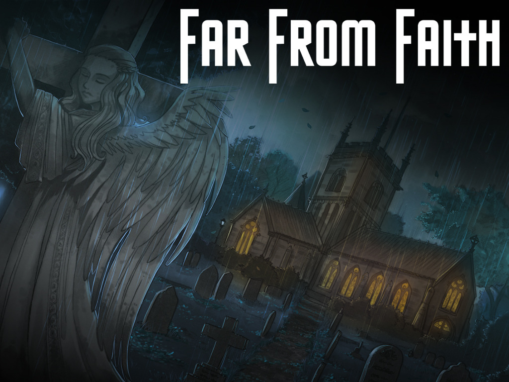 FAR FROM FAITH's video poster