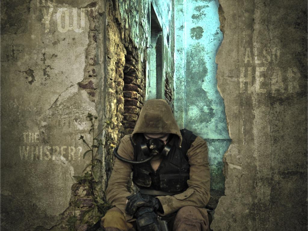 Monolith's Whisper Remake's video poster