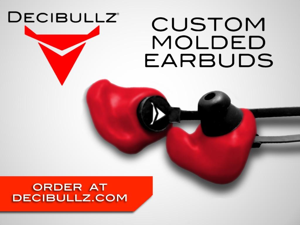 Decibullz: Easy and Affordable Custom Molded Earphones's video poster