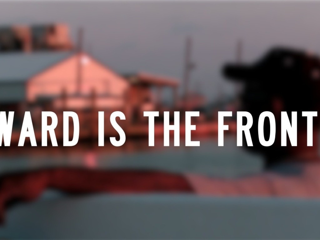 The Frontier: a documentary portrait of coastal Louisiana's video poster