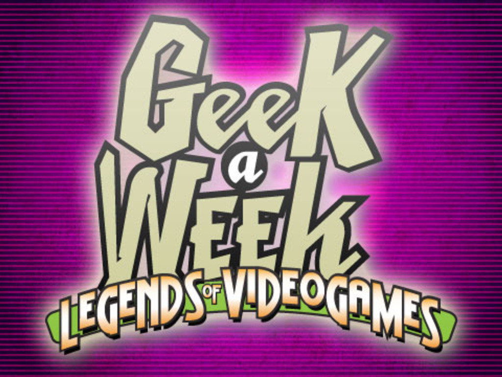 Geek A Week: Legends of Videogames's video poster