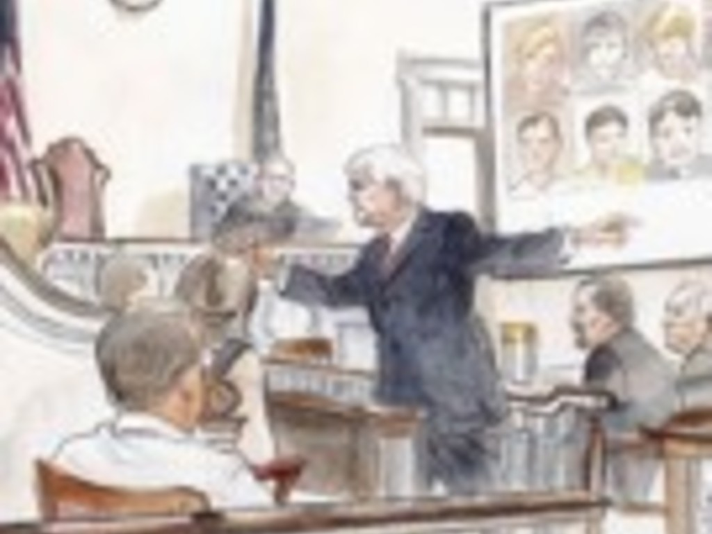 Bearing Witness:  The Trial of Jerry Sandusky's video poster