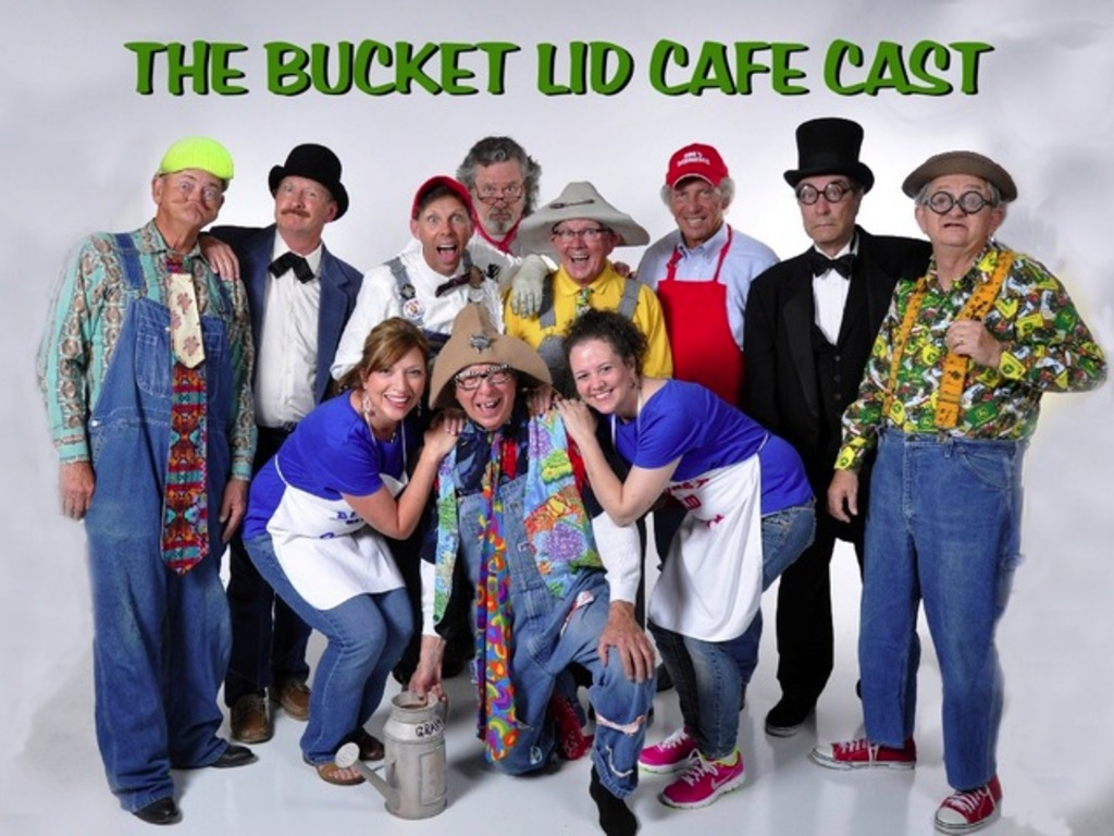 THE BUCKET LID CAFE's video poster