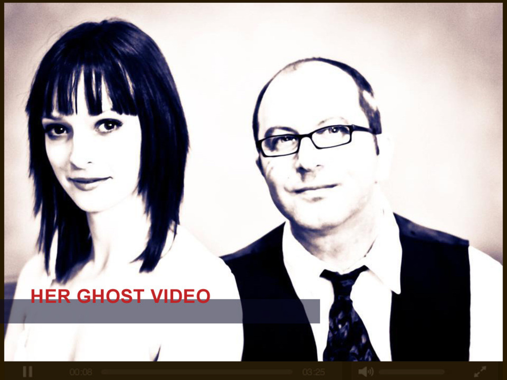 Support Her Ghost's Debut Album and Music Video!'s video poster