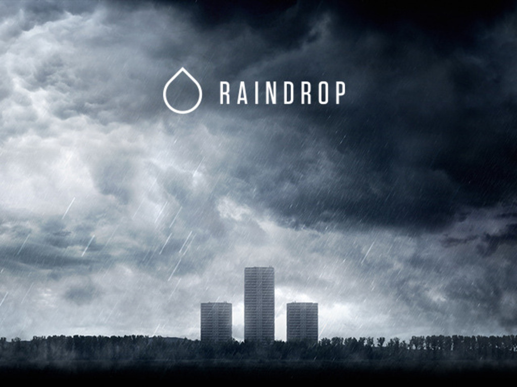 Raindrop's video poster