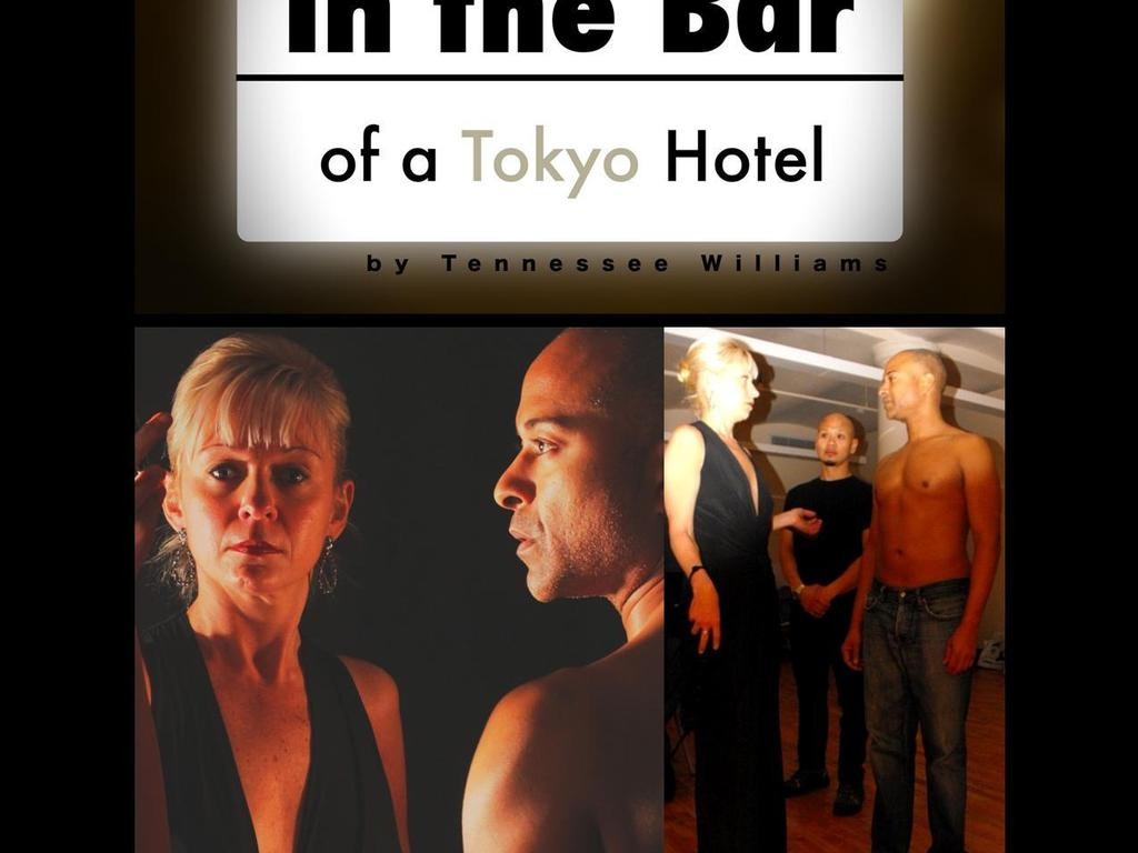 """In the Bar of a Tokyo Hotel"" - Play by Tennessee Williams's video poster"